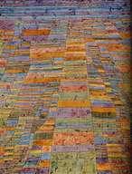 Paul Klee - Routes principales et routes secondaires