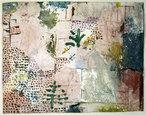 Paul Klee - Neu angelegter Garten