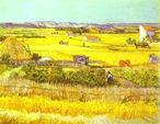 Van Gogh - Paysage de Moisson
