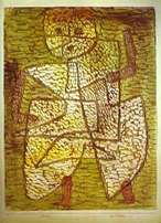 Paul Klee - the future man