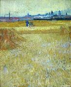 Van Gogh - Les Moissonneurs